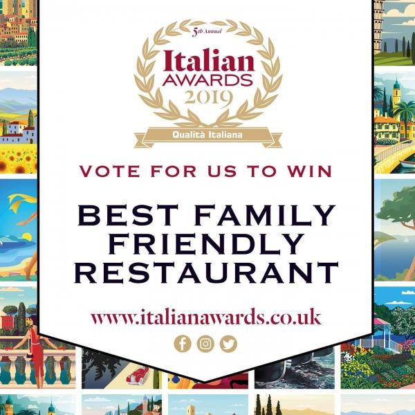 Best family friendly restaurant